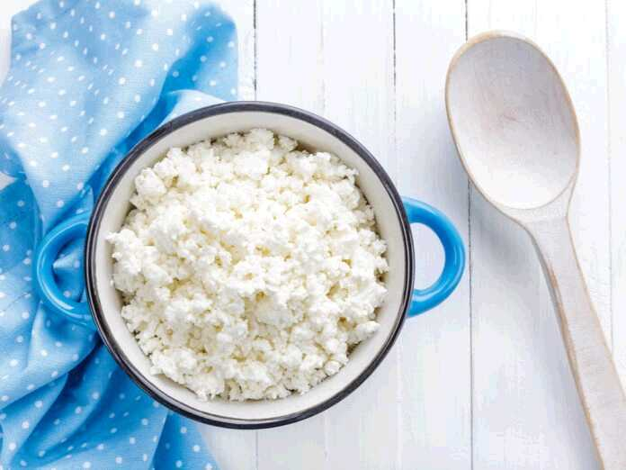 why cottage cheese is good for you