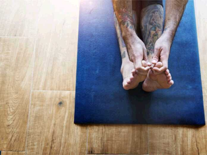 yoga positions that relieve the symptoms of ED