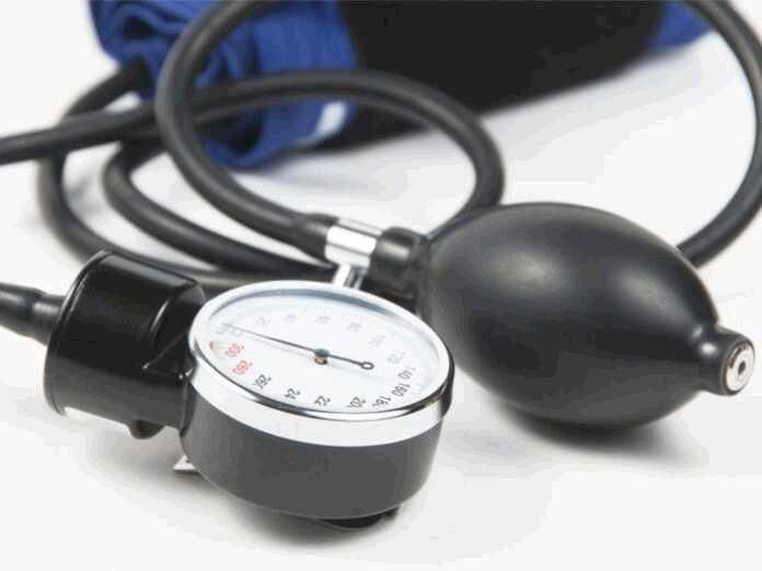 link between high blood pressure and ED