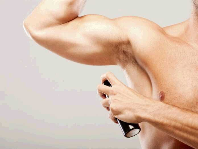 deodorant makes you appear more masculine